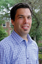Assistant Professor of Missiology Scott Hagley