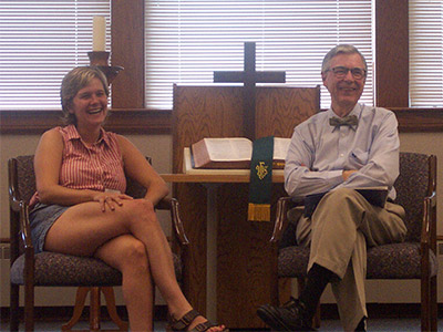 Fred Rogers Miller Summer Youth Institute Pittsburgh Theological Seminary