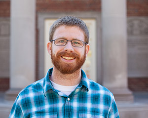 Rob Jones MDiv Program student
