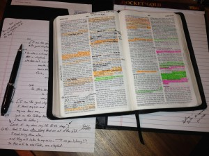 Sermon Writing - Preaching without Notes