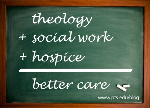 theological counseling and social work for hospice
