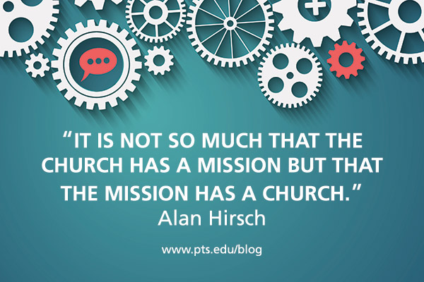 Pittsburgh mission conference with Alan Hirsch April 8-9