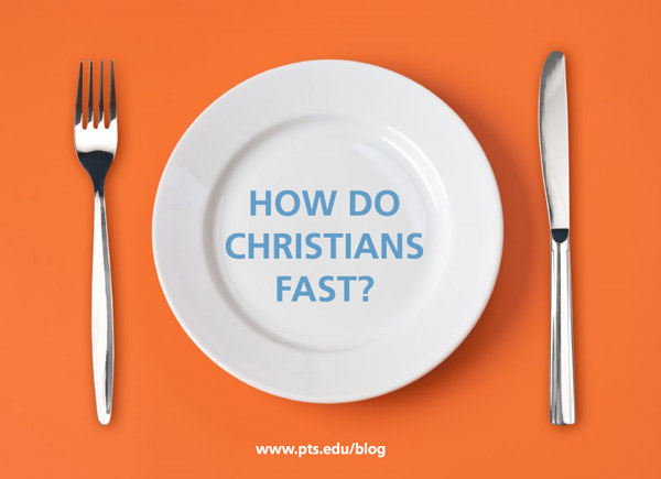how do Christians fast