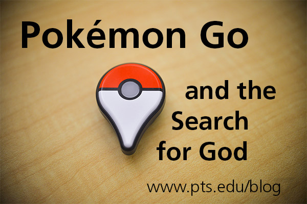 pokemon and god
