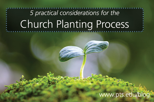 Church Planting Process