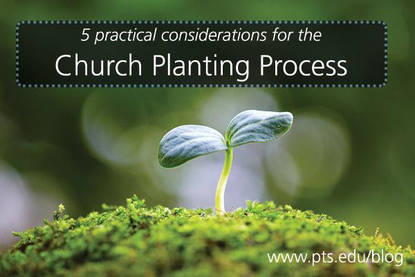 Church Planting Process