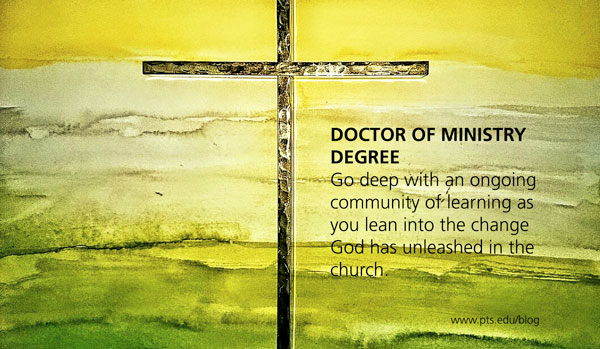 Doctor of Ministry DMin degree church change