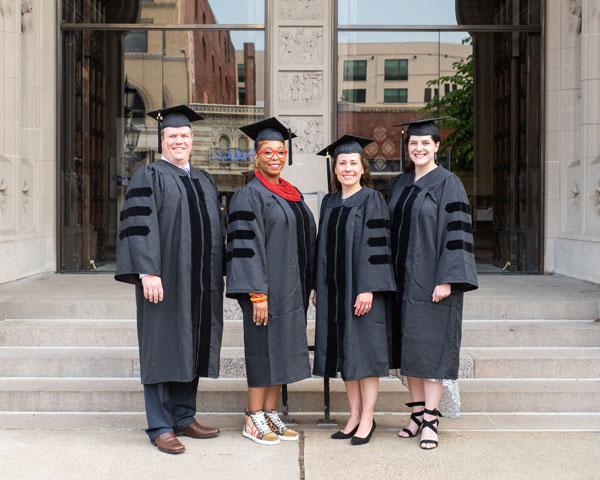 doctor of ministry grads