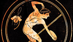 archaeology lecture on ancient Olympics
