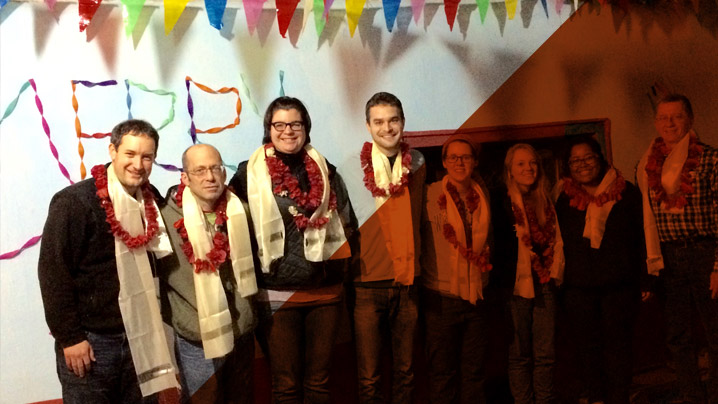 MDiv students support Nepal earthquake relief